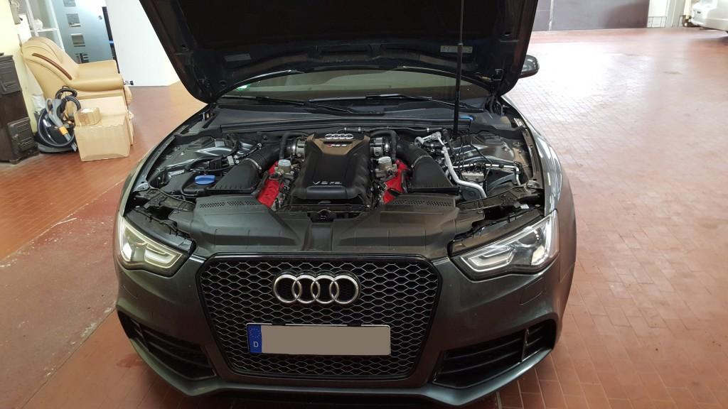 Audi A5 RS5 4.2 FSI